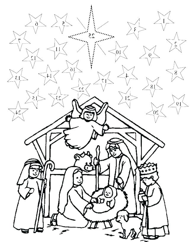 advent wreath angel coloring pages