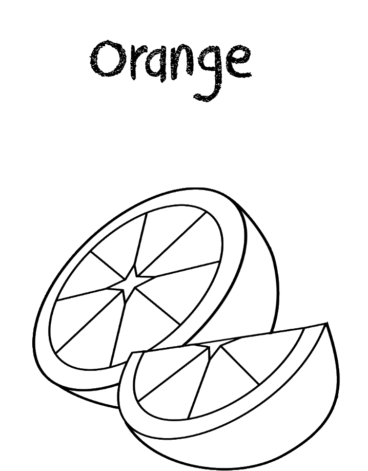 orange color sheet orange coloring pages orange coloring page preschool in fancy photo printable e1543887536188