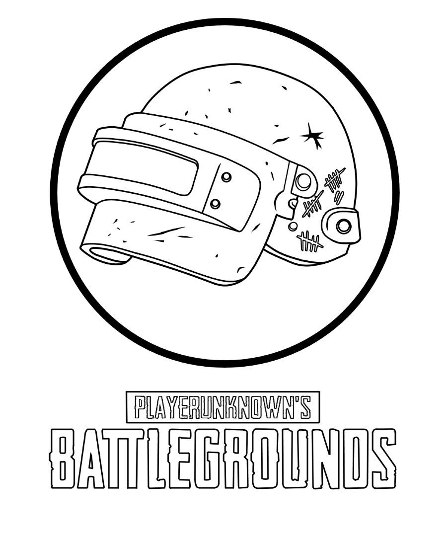 pubg coloring sheets Only Coloring Pages