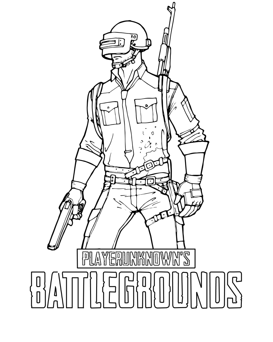 pubg coloring sheets, printable fortnite pubg coloring pages, fortnite coloring pages