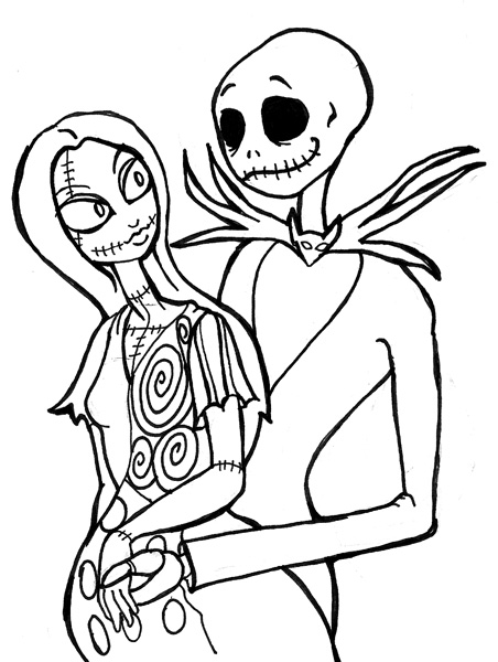 Sally Face Coloring Pages