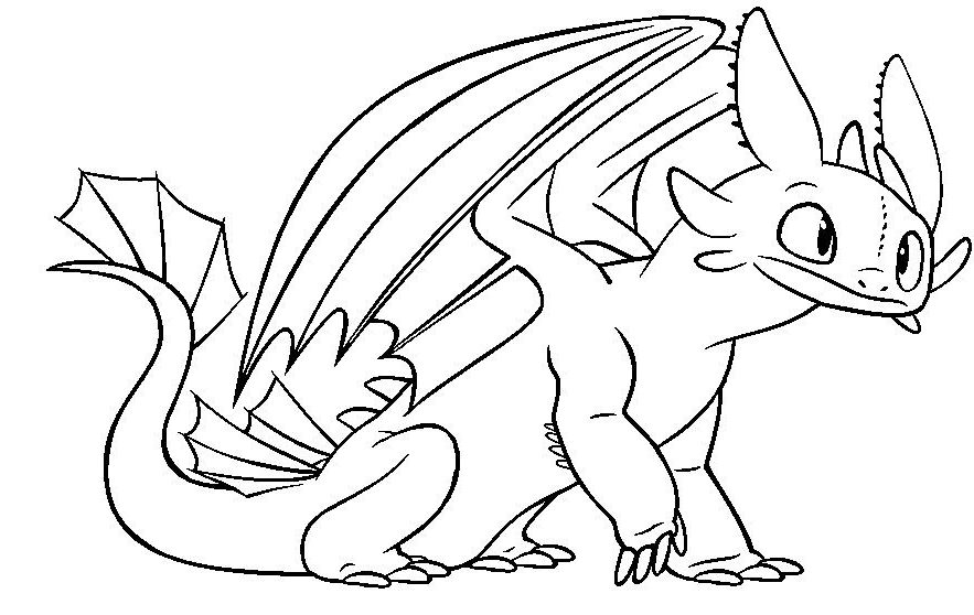 light fury coloring page, free printable toothless coloring pages, baby toothless coloring pages