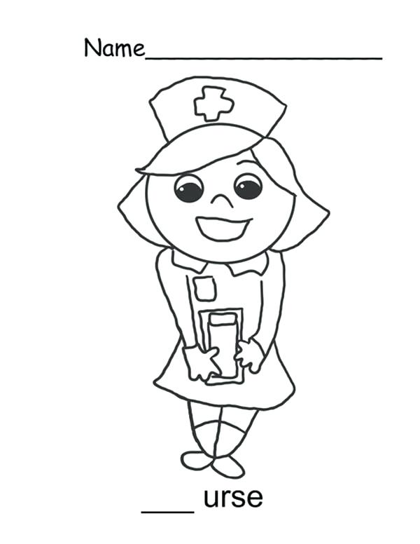 Professions Coloring Pages Free Coloring Pages Printable