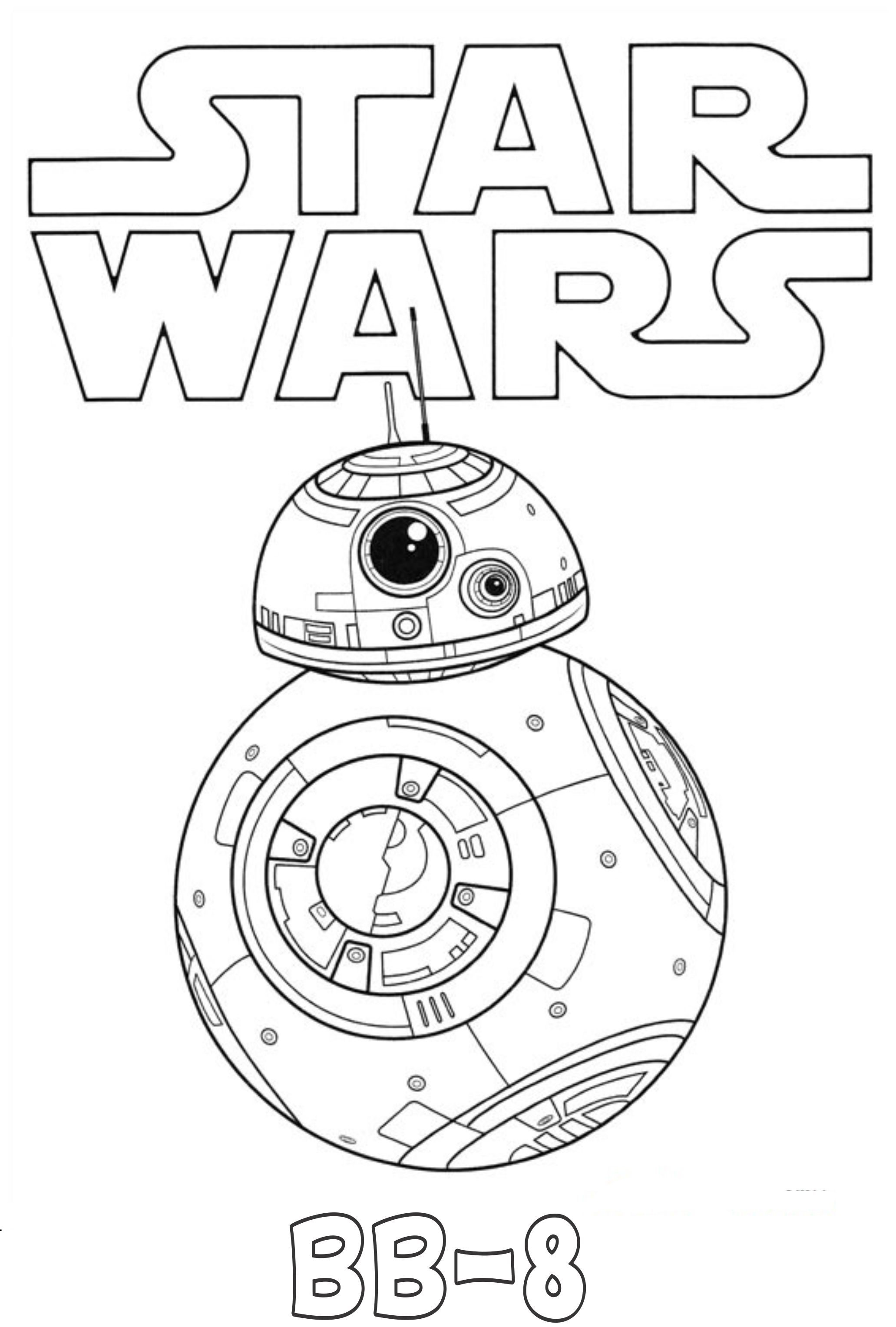 Star Wars Coloring Pages | Free coloring pages printable ...