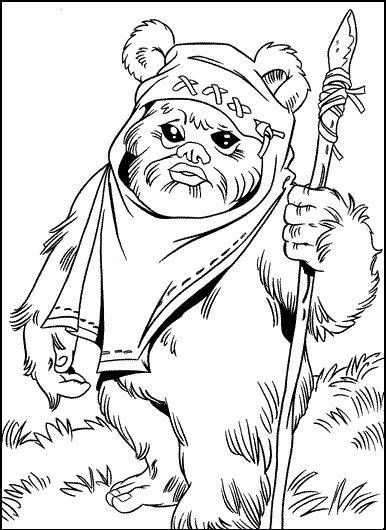 Star Wars Coloring Pages   Free coloring pages printable ...