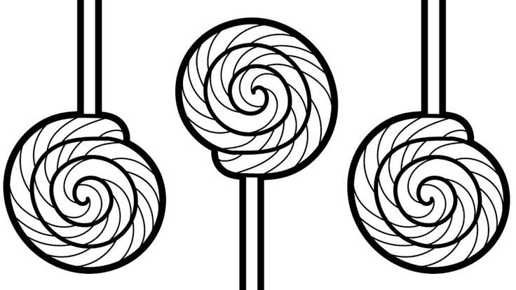 to print out Lollipop Coloring Pages - Best Coloring Pages For Kids to print out