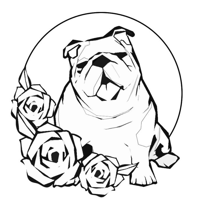 Online Bulldog Coloring Pages Best Coloring Pages For Kids