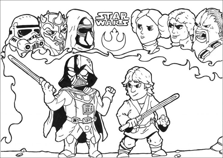 for toddlers Kylo Ren Coloring Pages – Best Coloring Pages For Kids pdf