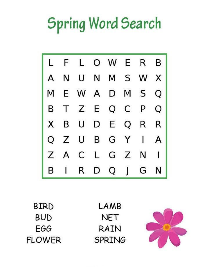 online Third Grade Word Search - Best Coloring Pages For Kids pdf