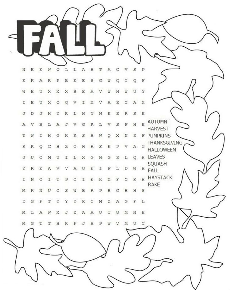 pdf Third Grade Word Search - Best Coloring Pages For Kids for adults