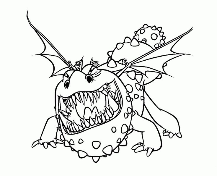 for girls How to Train Your Dragon Coloring Pages - Best Coloring Page... preschool