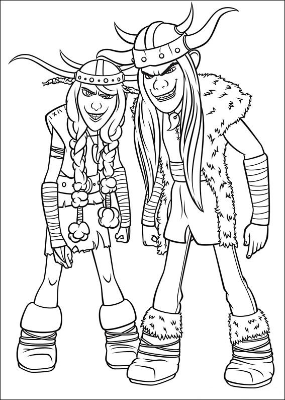for kids How to Train Your Dragon Coloring Pages - Best Coloring Page... free printable
