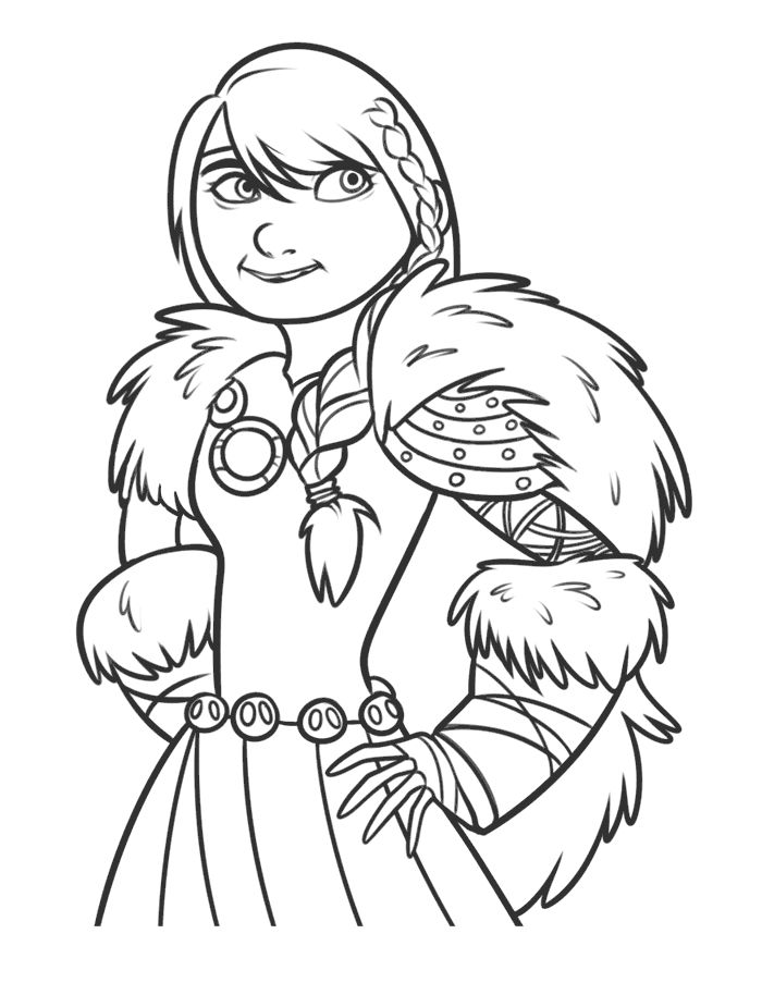 for kindergarten How to Train Your Dragon Coloring Pages - Best Coloring Page... easy