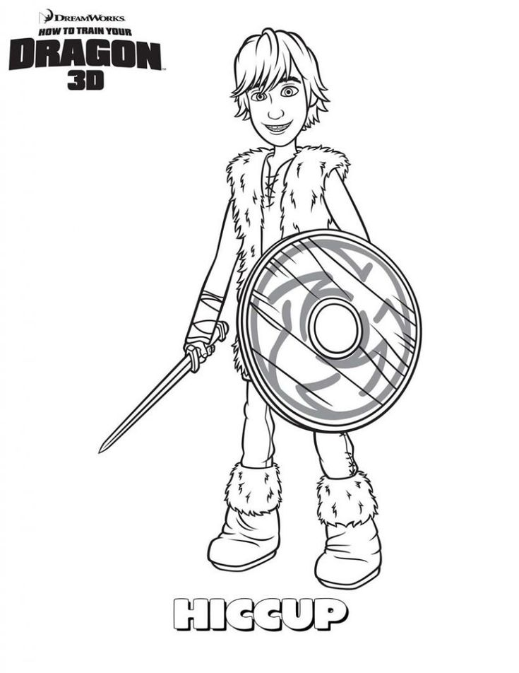 preschool How to Train Your Dragon Coloring Pages - Best Coloring Page... preschool