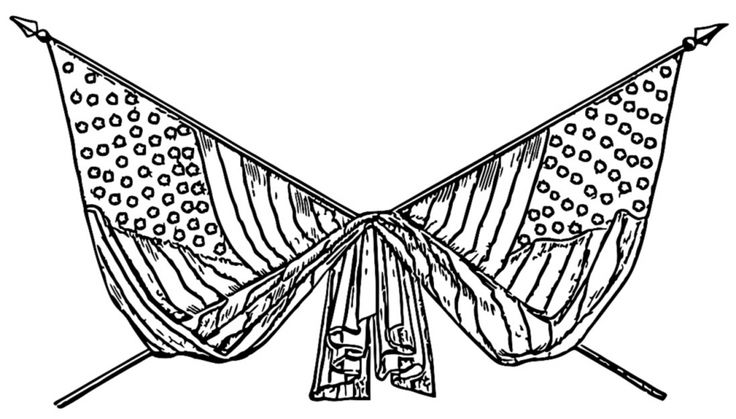 for sunday school Flag Day Coloring Pages - Best Coloring Pages For Kids preschool