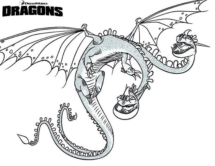 for boys How to Train Your Dragon Coloring Pages - Best Coloring Page... preschool