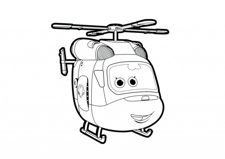 for kindergarten Super Wings Coloring Pages - Best Coloring Pages For Kids to print out