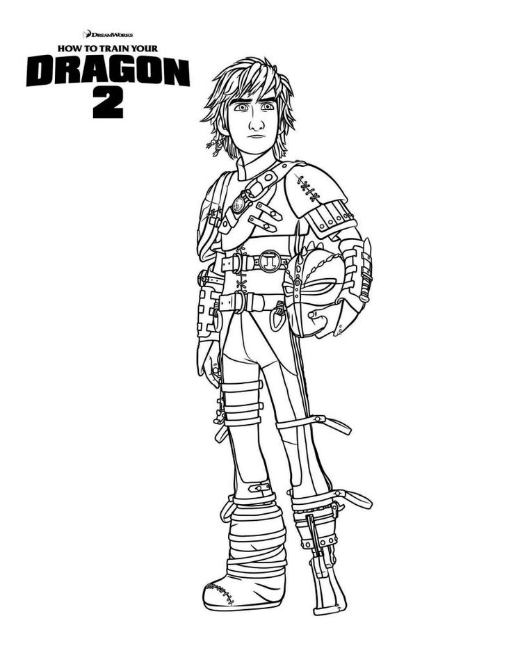 easy How to Train Your Dragon Coloring Pages - Best Coloring Page... printable