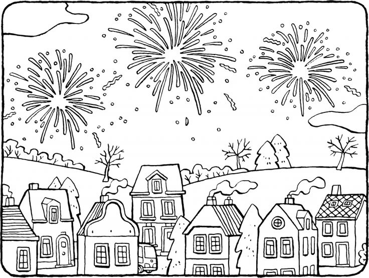 to print out July Coloring Pages – Best Coloring Pages For Kids for girls