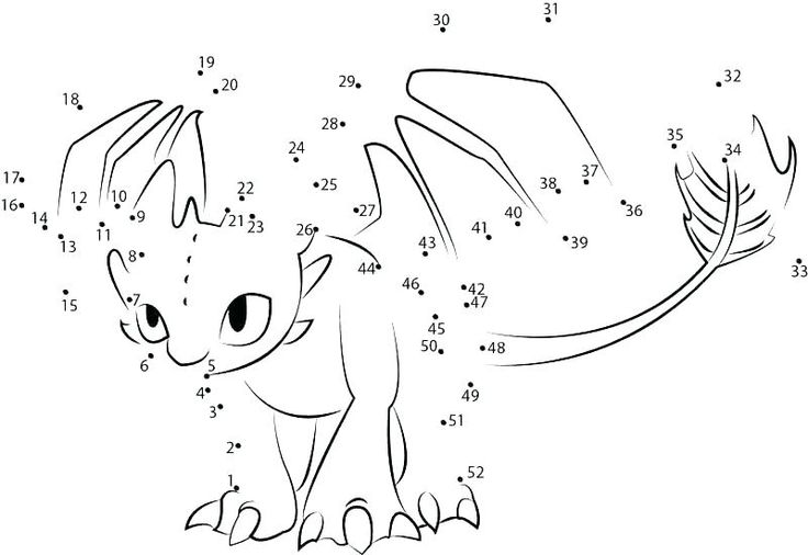 for sunday school Toothless Coloring Pages - Best Coloring Pages For Kids free printable