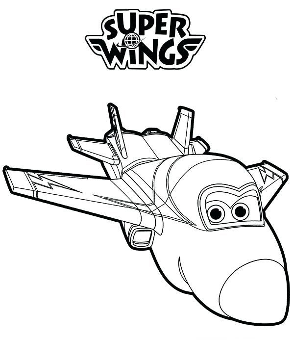 for girls Super Wings Coloring Pages - Best Coloring Pages For Kids preschool