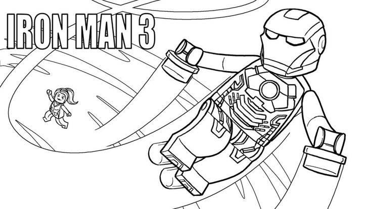 for girls Lego Superhero Coloring Pages - Best Coloring Pages For Kids to print out