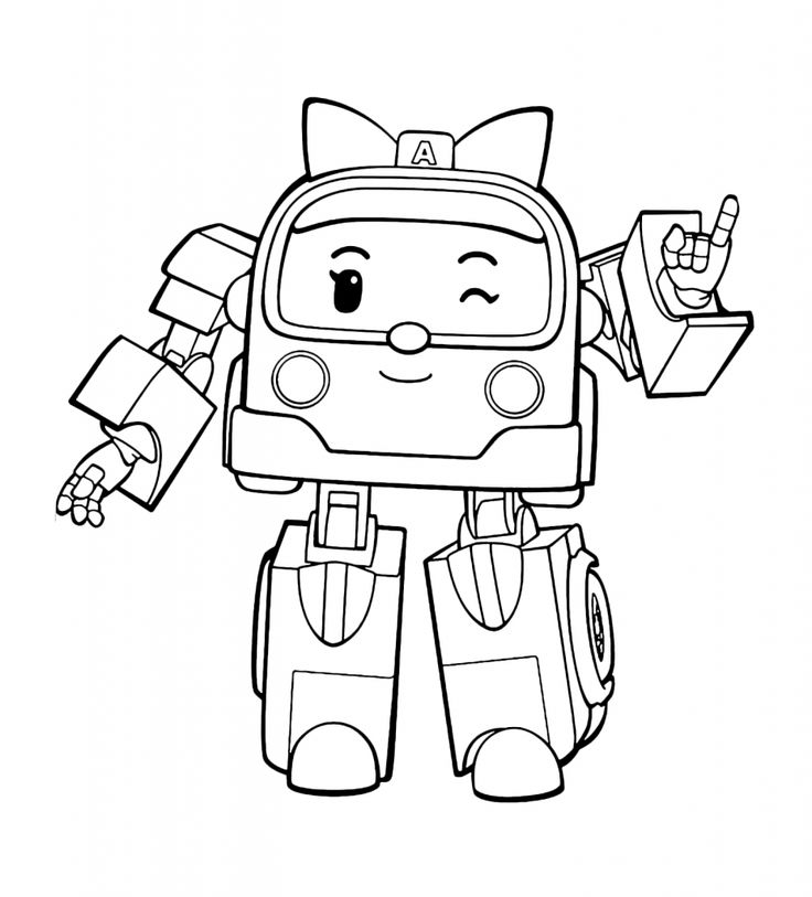 already colored Super Wings Coloring Pages - Best Coloring Pages For Kids for adults