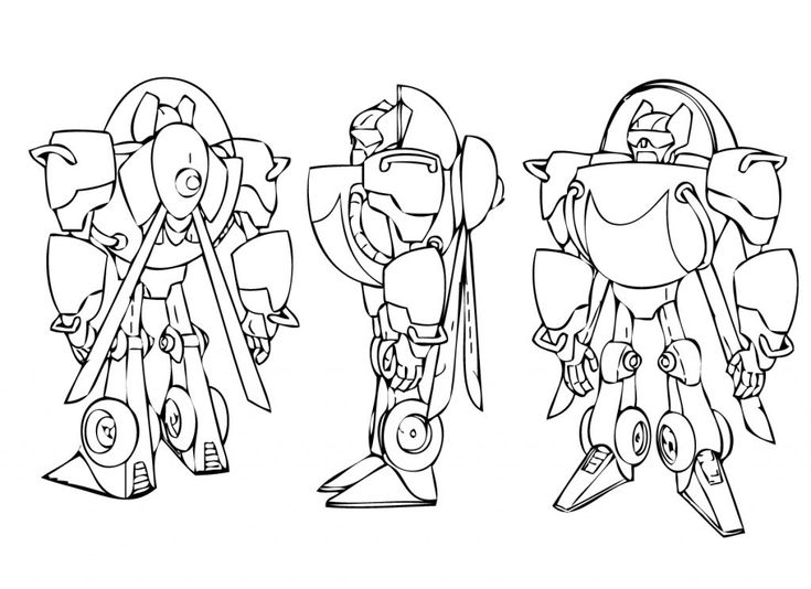 for toddlers Rescue Bots Coloring Pages - Best Coloring Pages For Kids for boys