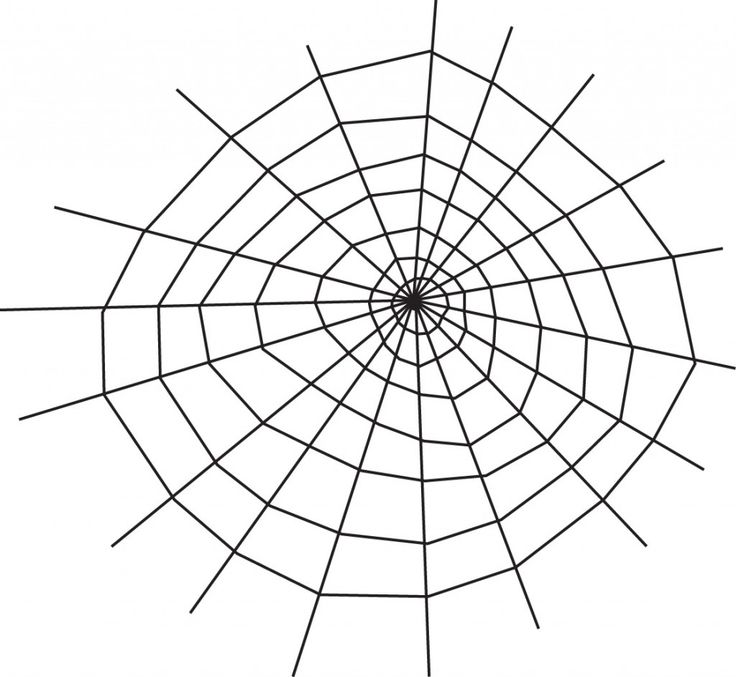 for adults Free Printable Spider Web Coloring Pages For Kids for boys