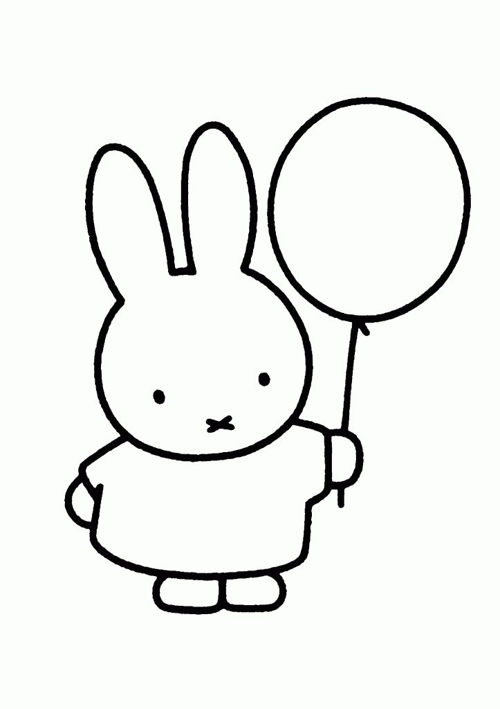 for boys Balloon Coloring Pages - Best Coloring Pages For Kids for kindergarten