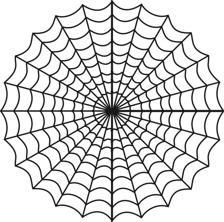 for sunday school Free Printable Spider Web Coloring Pages For Kids toddler