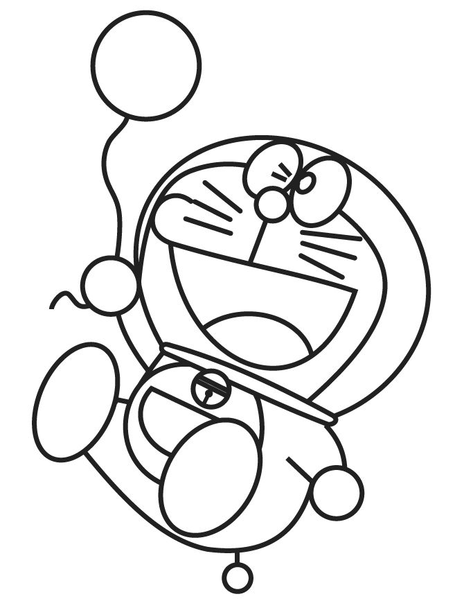 free printable Balloon Coloring Pages are perfect for getting in the party ... online