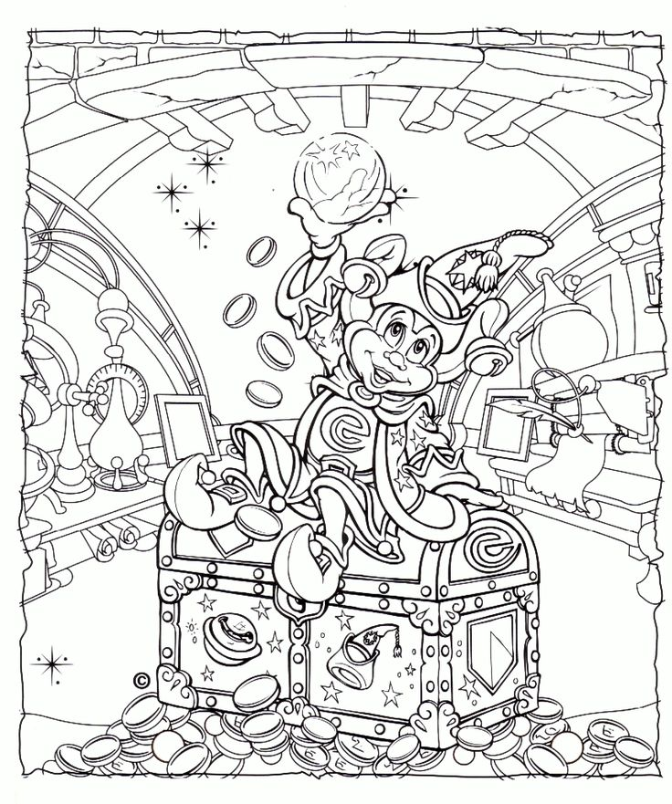 online Disney Coloring Pages for Adults - Best Coloring Pages For K... for kindergarten