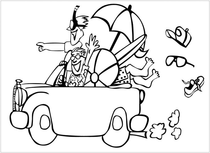 for teens Summer Coloring Pages for Kids. Print them All for Free. for sunday school