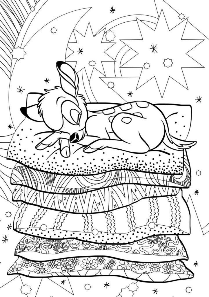 free printable Disney Coloring Pages for Adults - Best Coloring Pages For K... preschool