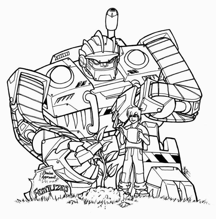 toddler Rescue Bots Coloring Pages - Best Coloring Pages For Kids printable