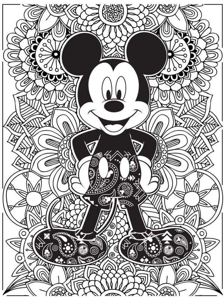 for toddlers Disney Coloring Pages for Adults - Best Coloring Pages For K... for toddlers