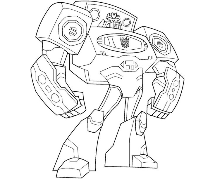 for boys Rescue Bots Coloring Pages