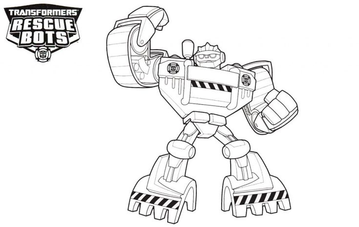 for teens Rescue Bots Coloring Pages - Best Coloring Pages For Kids free printable