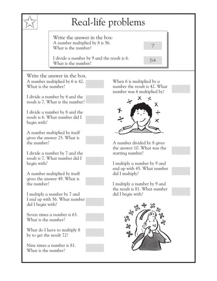 to print out 3rd Grade Math Word Problems - Best Coloring Pages For Kids for sunday school