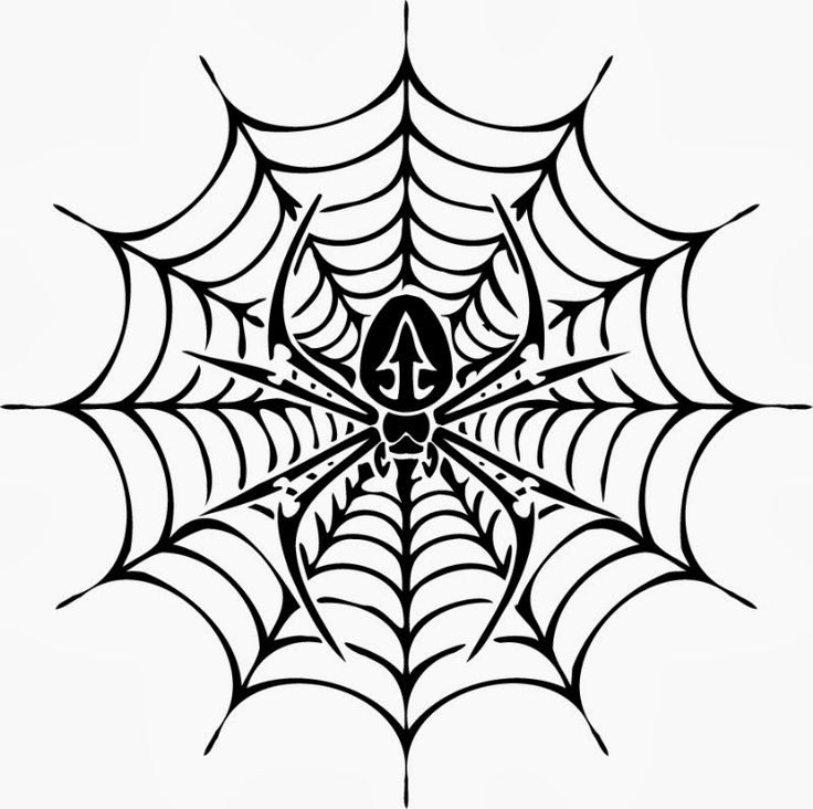 to print out Free Printable Spider Web Coloring Pages For Kids for teens