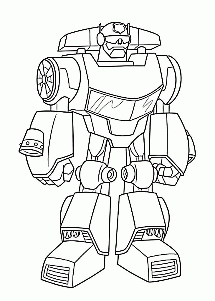 for sunday school Rescue Bots Coloring Pages - Best Coloring Pages For Kids toddler