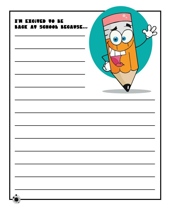 for teens 2nd Grade Writing Worksheets are a great way to get children... for kids