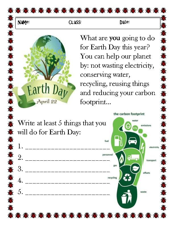 preschool Earth Day Worksheets - Best Coloring Pages For Kids for sunday school