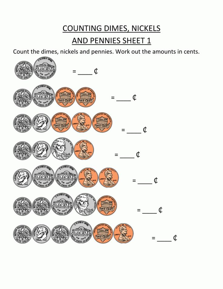 printable 2nd Grade Money Worksheets - Best Coloring Pages For Kids free