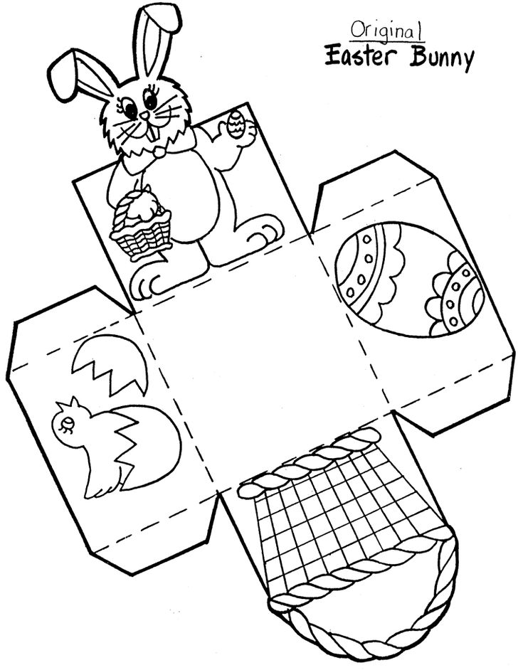 for toddlers Printable Easter Activities - Best Coloring Pages For Kids for teens