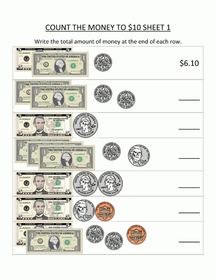 for kids 2nd Grade Money Worksheets - Best Coloring Pages For Kids to print out