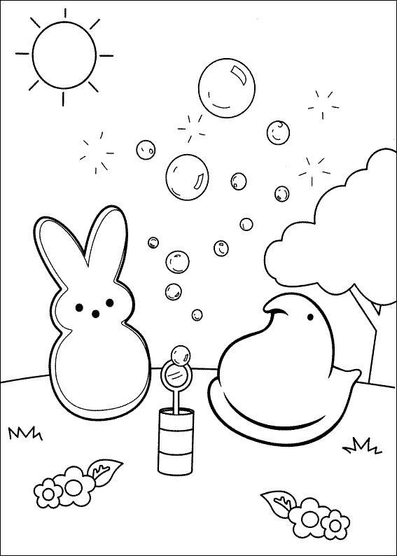 pdf Printable Easter Activities - Best Coloring Pages For Kids for adults