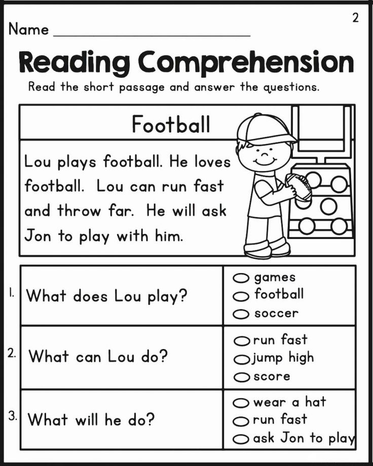 for boys 2nd Grade Reading Worksheets - Best Coloring Pages For Kids free