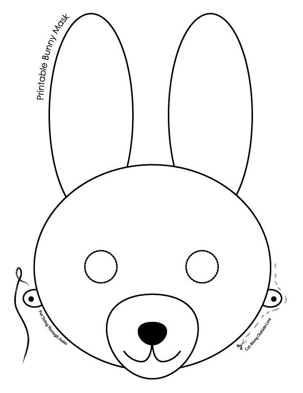 preschool Printable Easter Activities - Best Coloring Pages For Kids printable